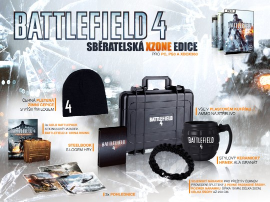 battlefield 4 collectors edition