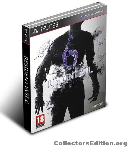 Resident Evil 6 (SteelBook Edition) (PS3) [2] (Capcom) (French)