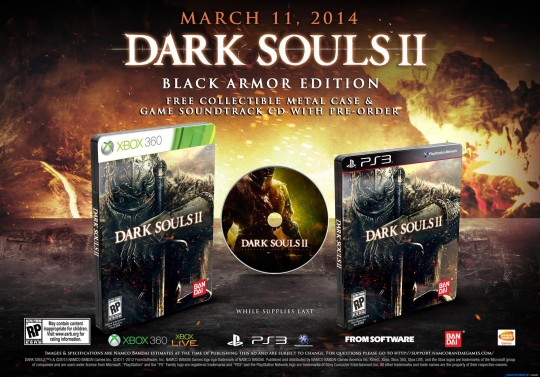 Black Armour Edition