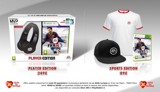 Fifa 14 Player Edition