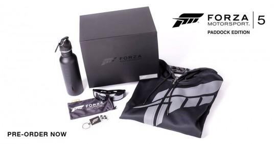 FORZA Motorsport 5: Paddock Edition