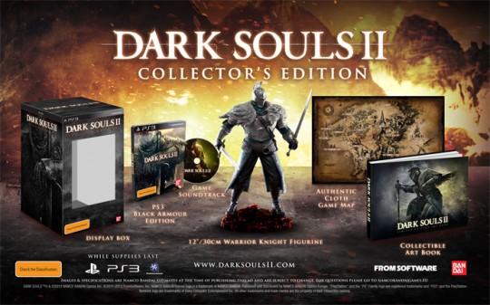 Dark Souls 2 Collectors Edition