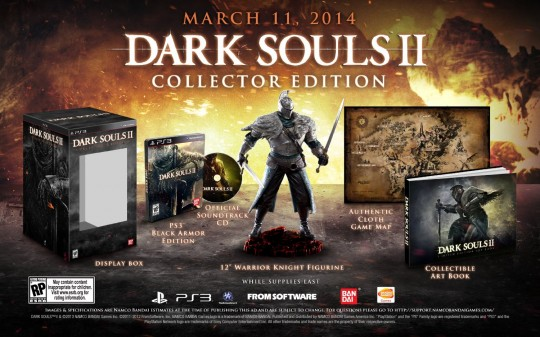 Dark Souls II Collectors Edition