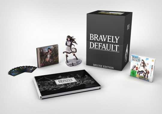 Bravely Default Deluxe Collectors Edition