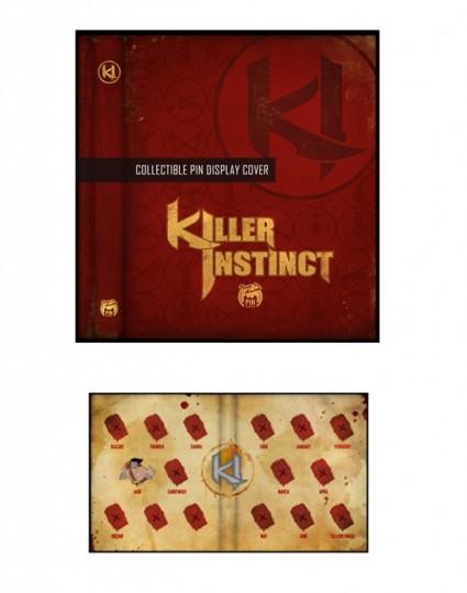 Killer instinct pin ultimate edition