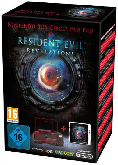 Resident Evil Revelations Collectors Edition