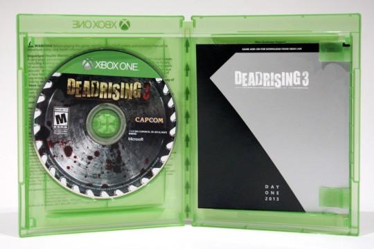 Dead Rising 3 Day One Edition (Xbox One) (Microsoft) (Capcom)