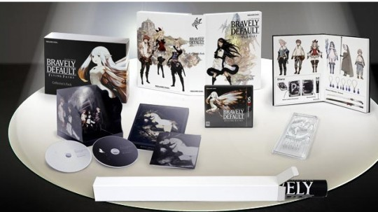 Bravely Default Flying Fairies Collectors Pack