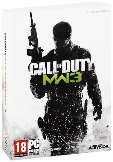Call of Duty Modern Warfare 3 (Collector's Edition Russian) 01