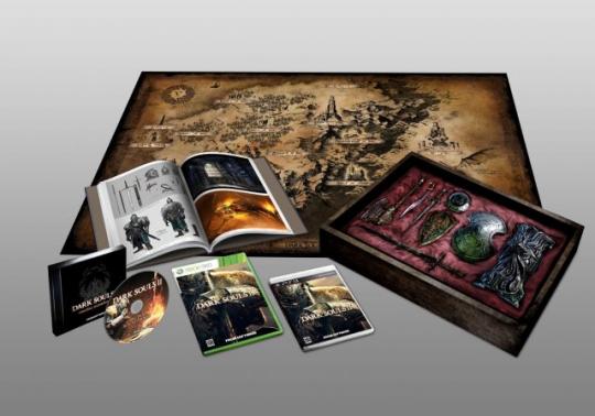 Dark Souls II (Collector's Edition Japan) 01