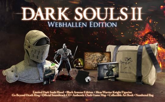 Dark Souls II (Webhallen Edition) 360