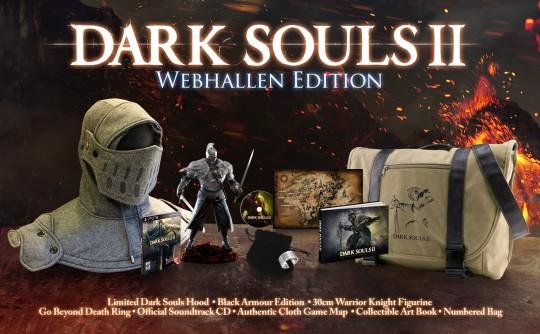 Dark Souls II (Webhallen Edition) PS3