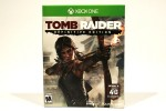 Tomb Raider Definitive Edition (Art Book Packaging) (Xbox One) [Americas] (Eidos) (Square-Enix)