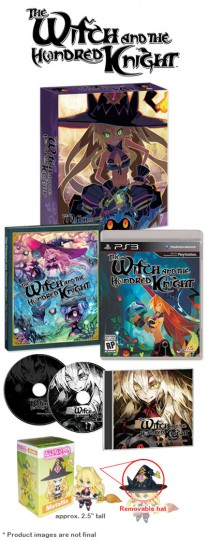 The Witch and the Hundred Knight Limited Edition