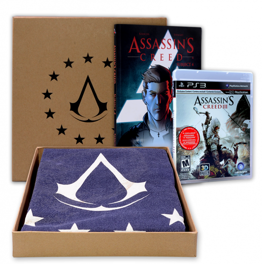 Assassin's Creed III (Allegiance Pack) 01