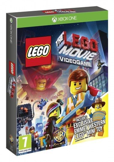 The LEGO Movie Videogame (Western Emmet Minitoy Edition)