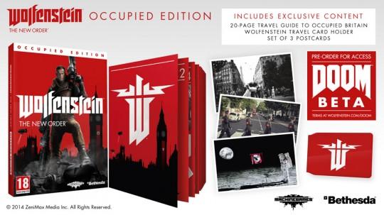 Αποτέλεσμα εικόνας για wolfenstein new order occupied edition ps4