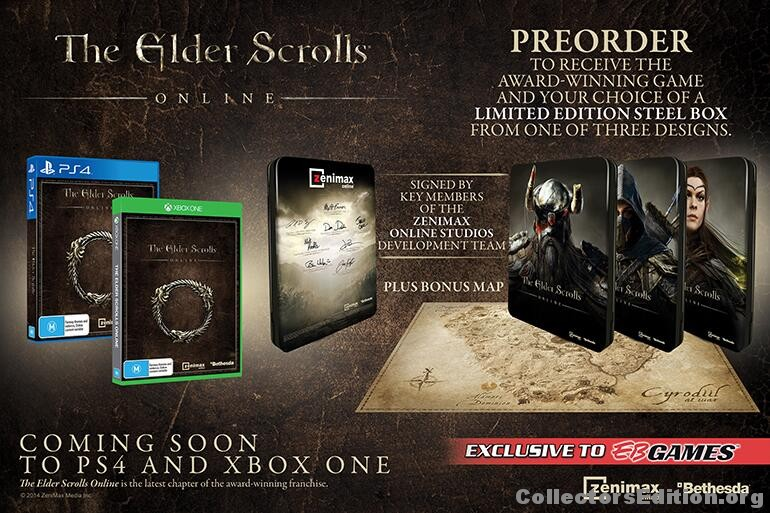 Eso xbox one release date