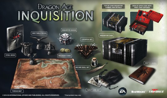 Dragon Age Inquisition Uber Edition