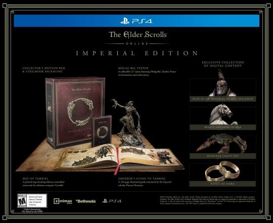 The Elder Scrolls Online Imperial Edition