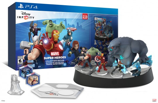 Disney Infinity 2.0: Marvel Super Heroes Collector's Edition