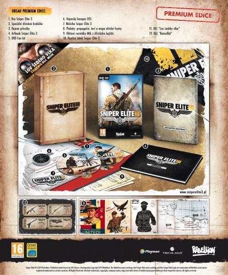 Sniper Elite 3 Premium Edition