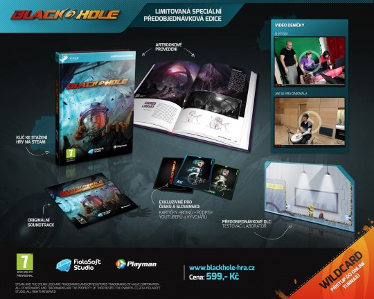 Blackhole (Limited Edition) 01