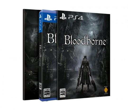 Bloodborne (First Press Limited Edition)