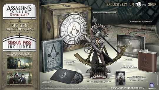 Assassin's Creed Big Ben Collector's Case