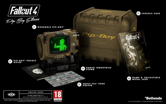 Fallout 4 Pip-Boy Edition