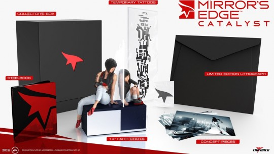 Mirrors Edge Catalyst Colectors Edition
