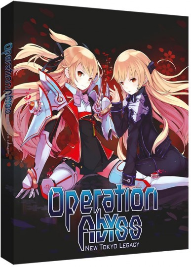 Operation Abyss LE Collector's Box