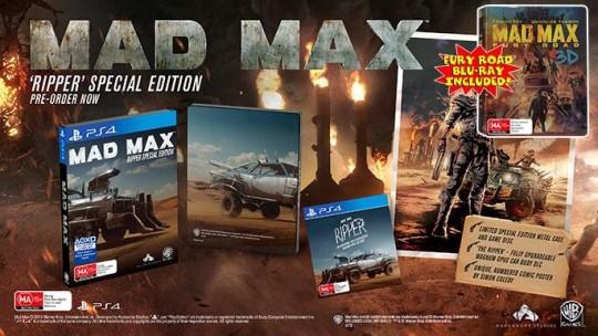 Mad Max (Super Bunle)