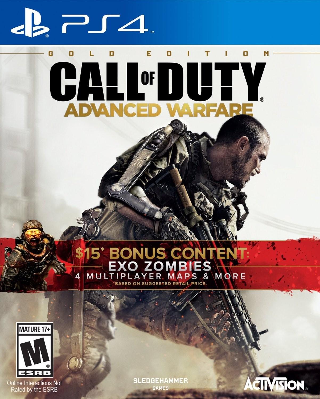 CollectorsEdition.org » Call Of Duty: Advanced Warfare
