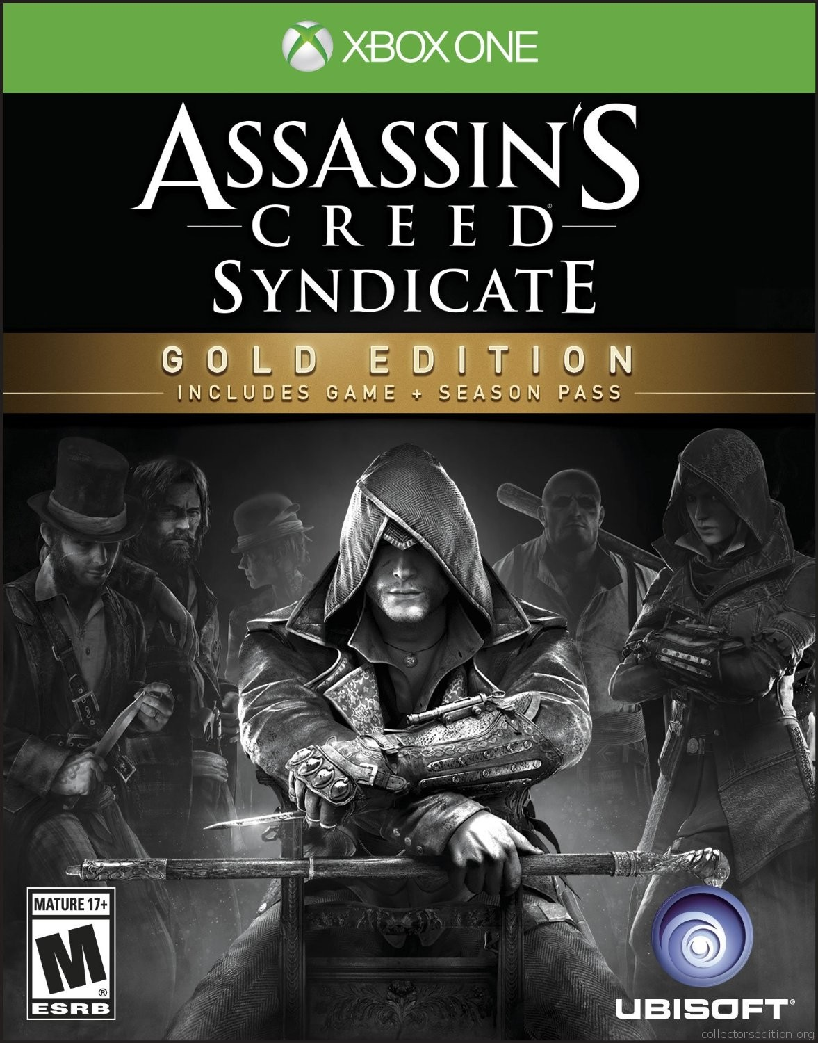 CollectorsEdition.org » Assassin's Creed Syndicate Gold ...