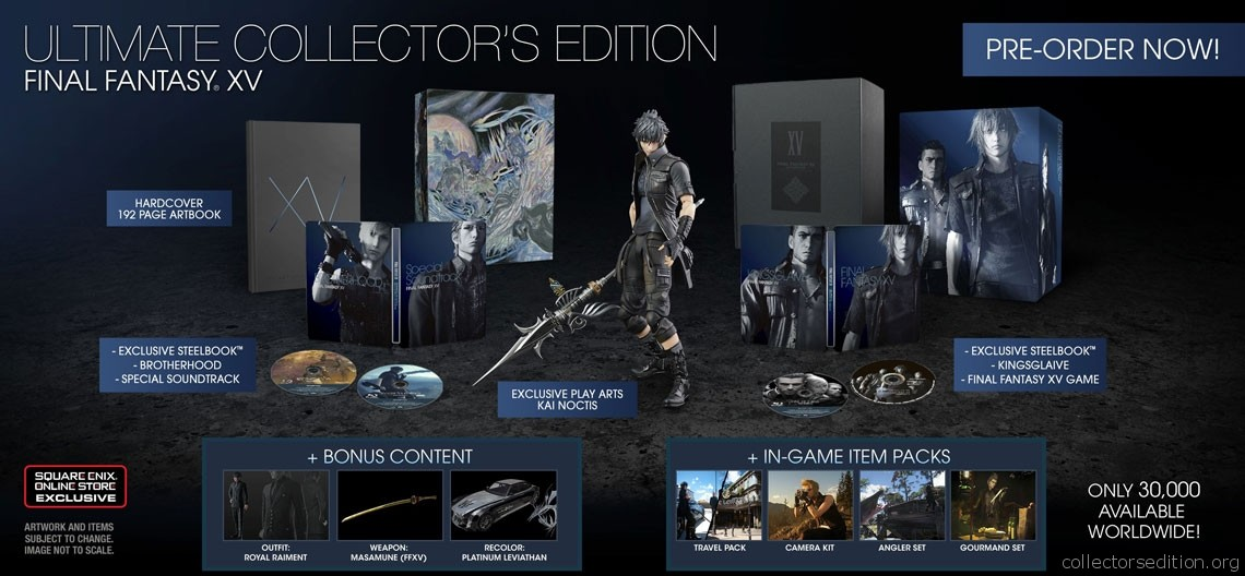 final fantasy xiv complete collectors edition ps4